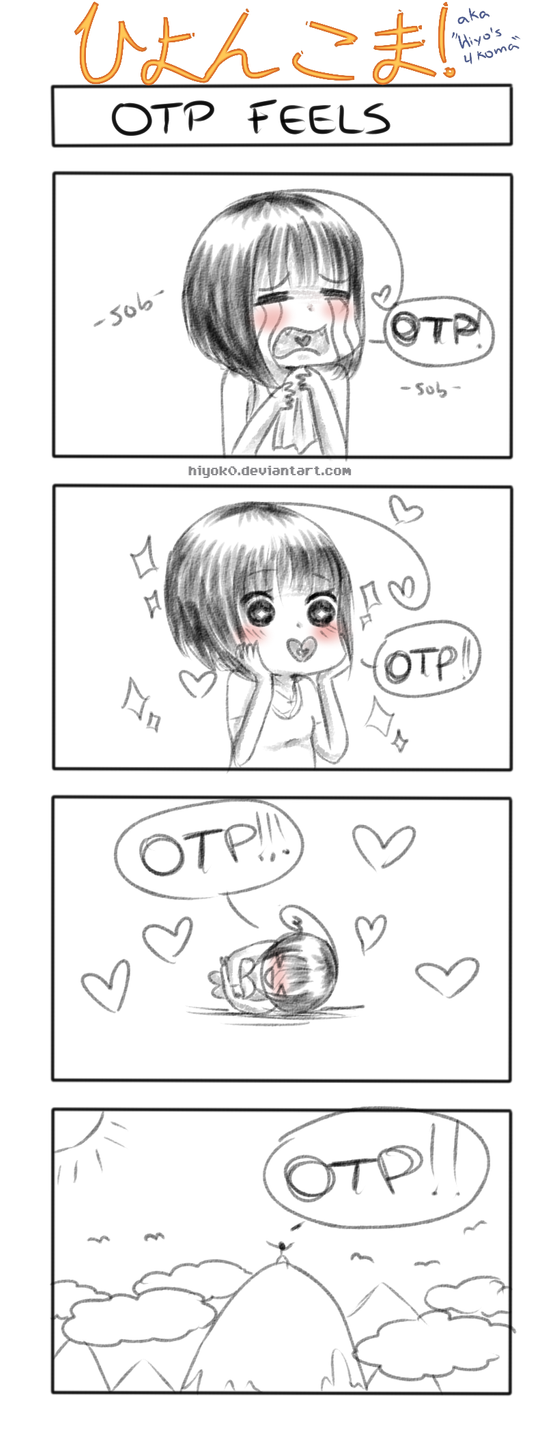 hi4koma - OTP feels by hiyoK0
