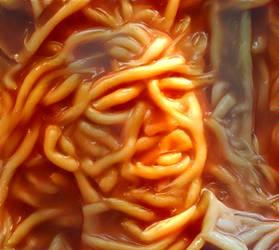 Pasta Cage