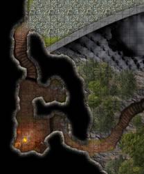 Skulls Crossing Western Caves 100dpi with Grid