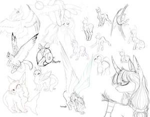 Sketch Dump!