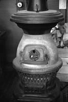 Pot Belly Stove by Nestor2k