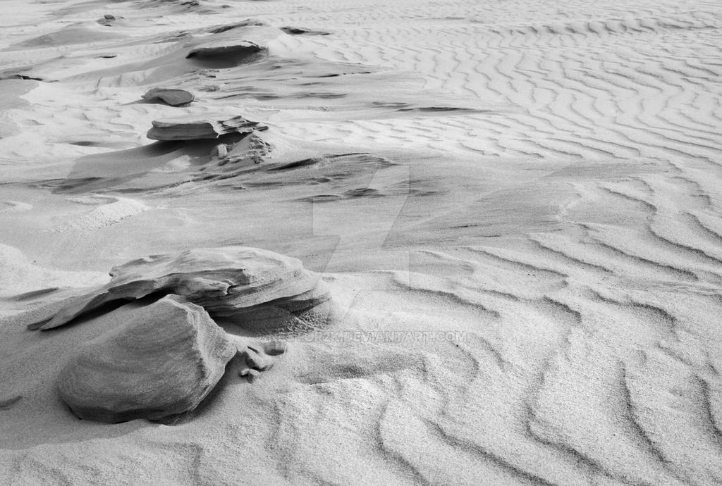 Sand Clumps by Nestor2k