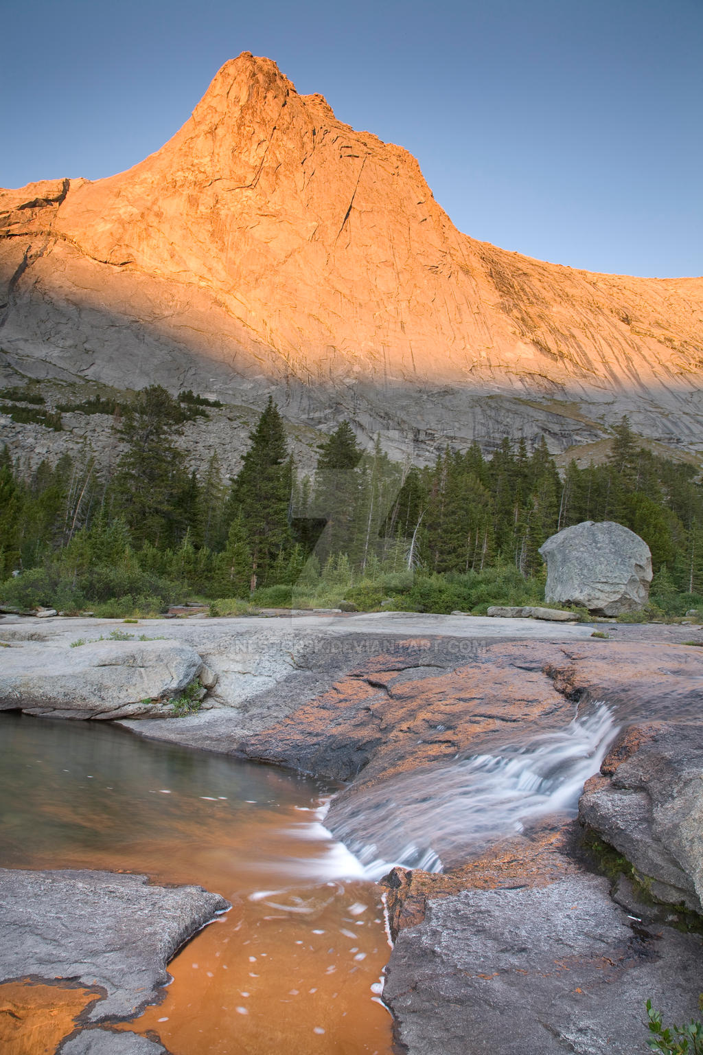 Haystack Mountain by Nestor2k