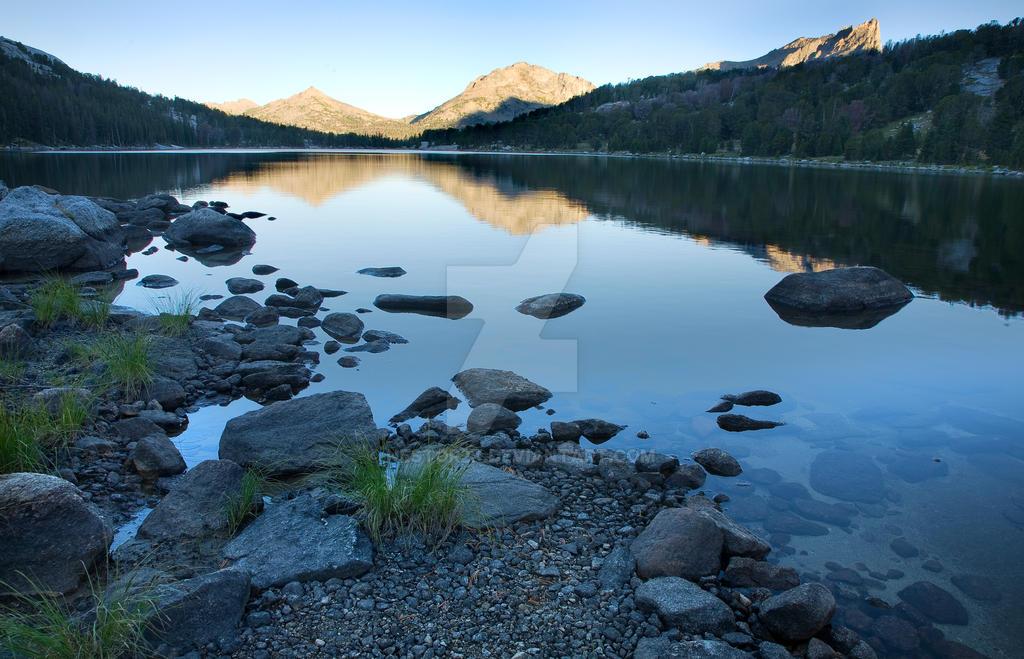 Clear Lake by Nestor2k