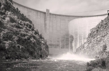 Flaming Gorge Dam by Nestor2k