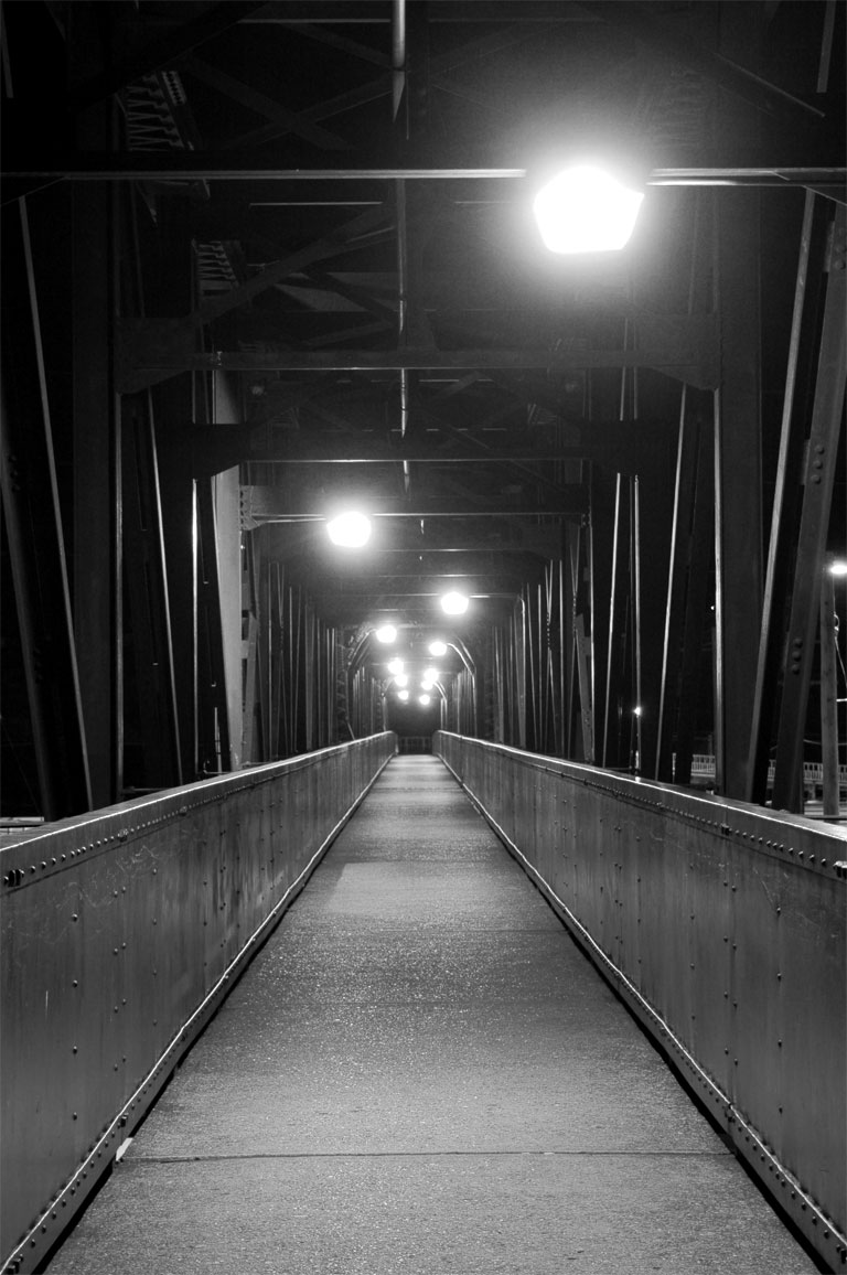 The Long Walking Bridge by Nestor2k