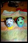 Kung Pow Eggs