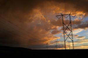 Silhouette of Power by Nestor2k