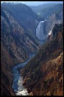 Lower Falls by Nestor2k