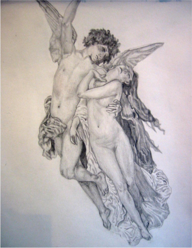 Myth of the Eros and Psyche