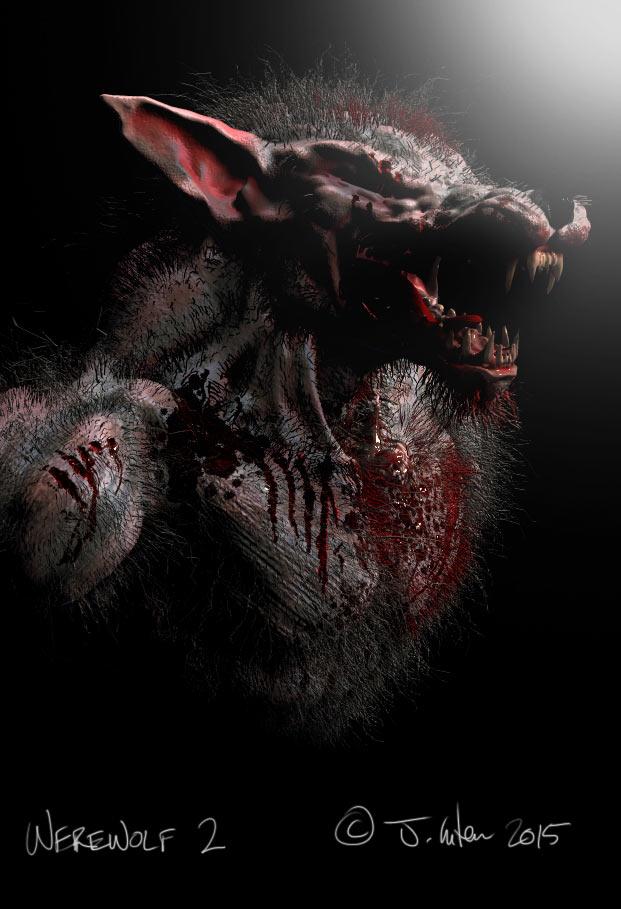 Jc-werewolf-2 by dypsomaniart