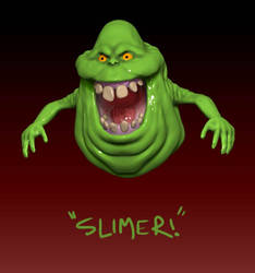 Jc-slimer by dypsomaniart