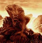 werewolf red