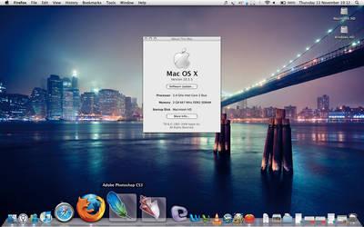 Desktop by peskaa