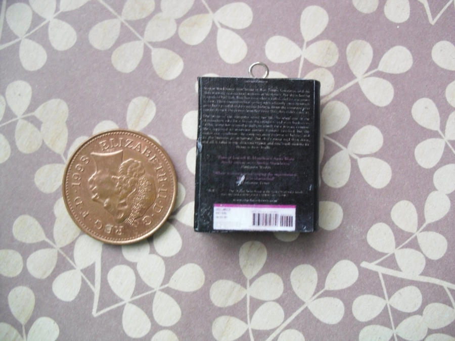 Sookie Stackhouse Book Charms Back View By