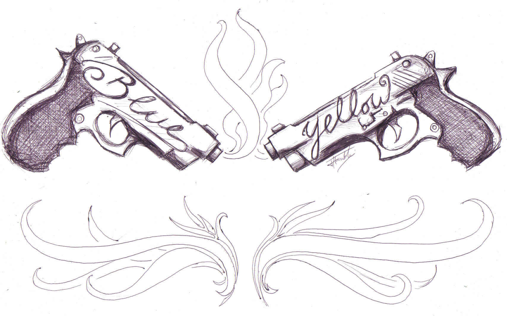 Guns by JoeD-rtman