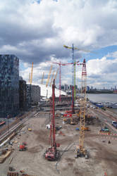 Greenwich Development in colour by Greattie