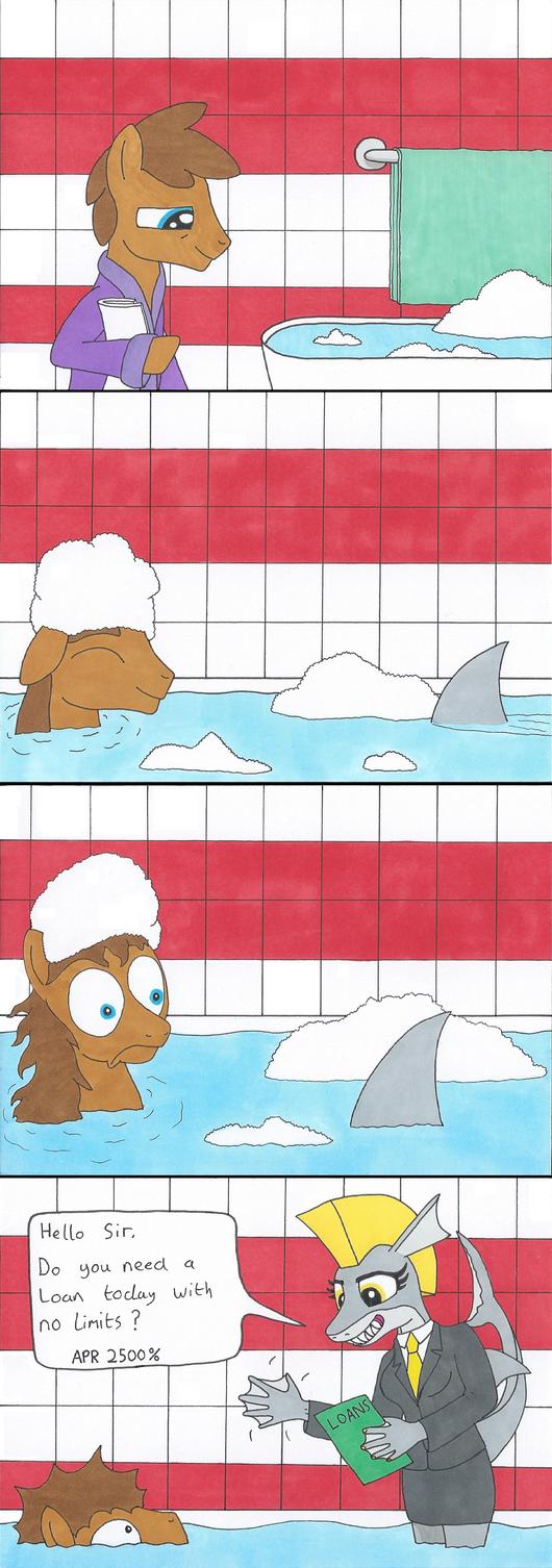 Bathtime Finance by Greattie