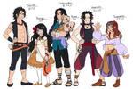 ~One Piece OC~BIG Portgas D. Family
