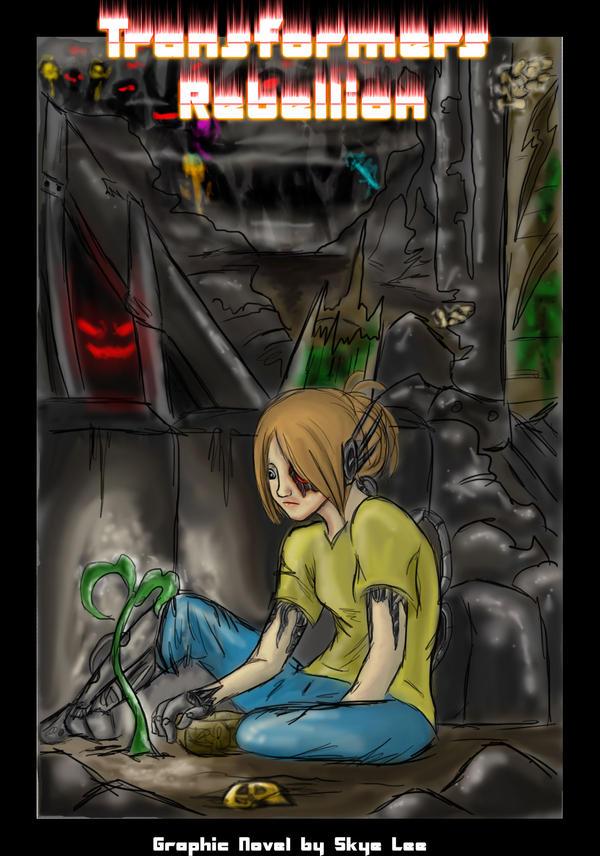 Transformers Rebellion CP by AccidentProneComics
