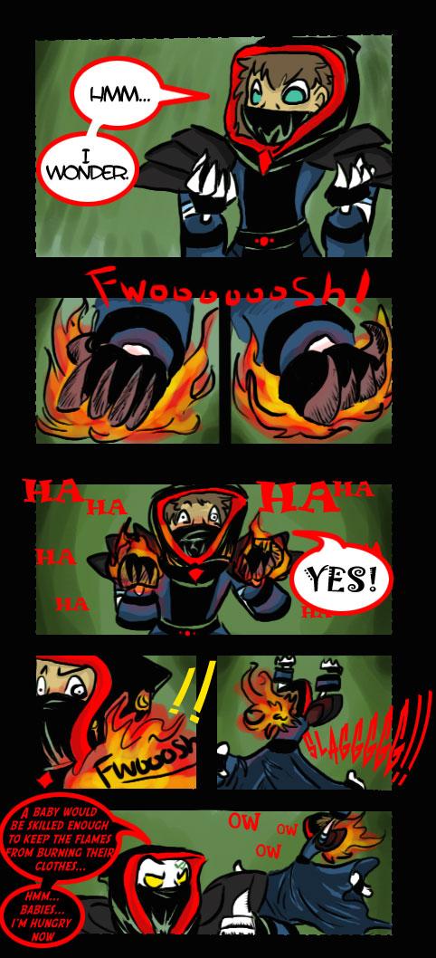 The power of FWOOOOOOOOSH by AccidentProneComics