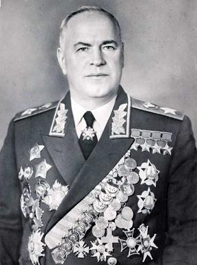 Zhukov - Marshal of the USSR's heroic by Vasya-ko4anov