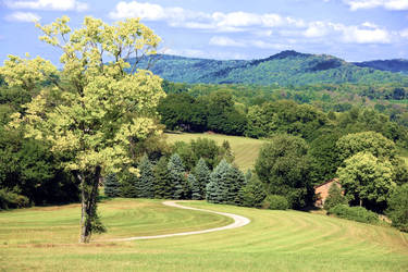 Route 78 New Jersey  Equestrian Farm Home and