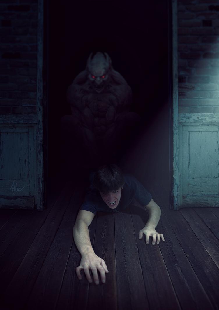 Lurking In The Dark by byAllex