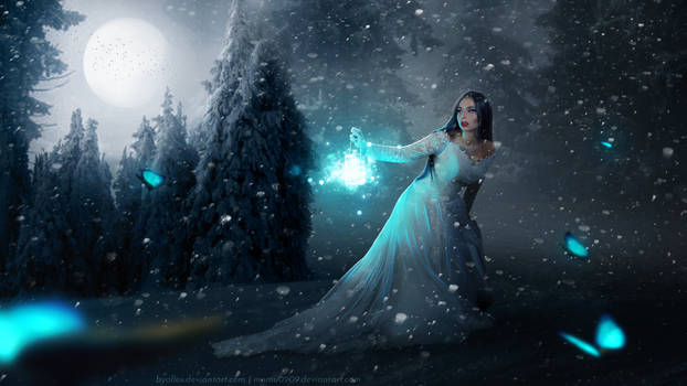 Beacon Of The Winter Light