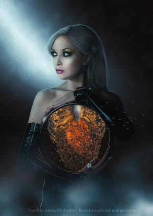 Queen Bee by theAllex