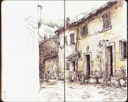italy sketchbook 32