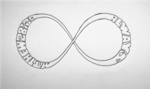 Infinity Tattoo by ~surf-4-life on deviantART