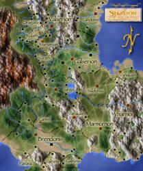 Map: Shadon