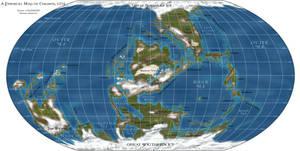Map: Cirundi Global Geography by thevizir