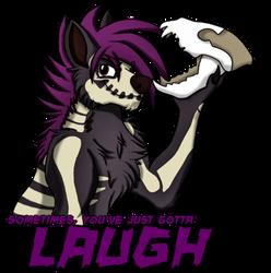Horror Shop: Laugh