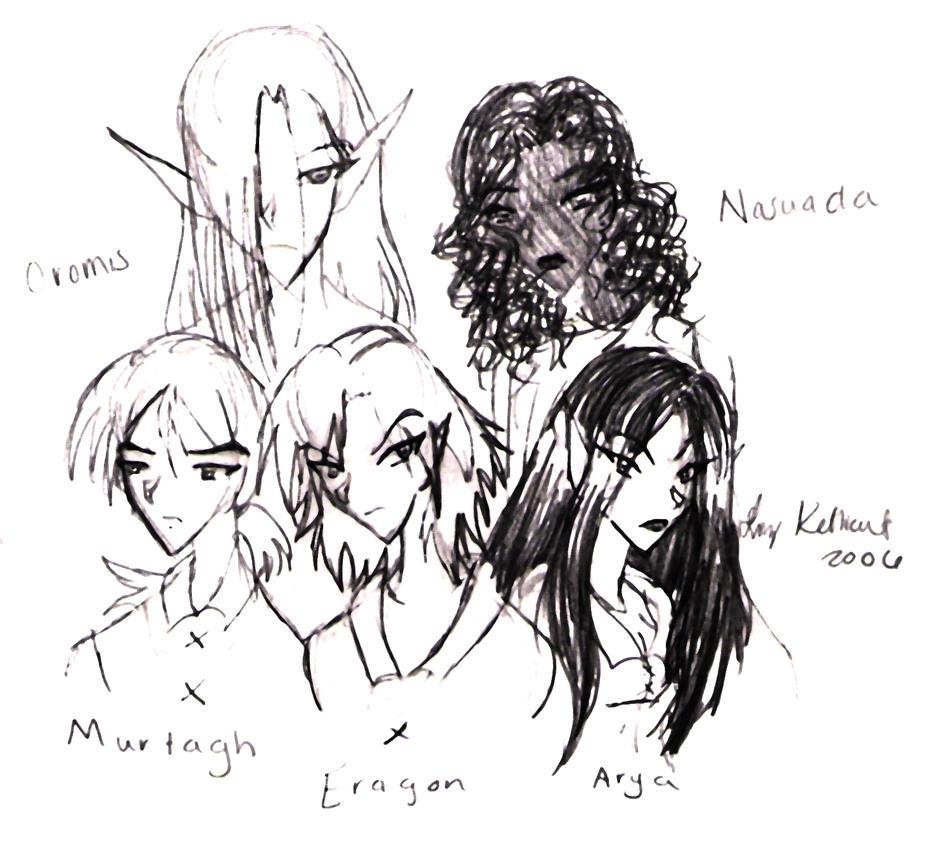 eragon drawings - photo #20