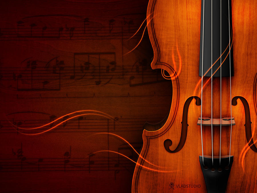 violin wallpaper. Violin - Wallpaper by