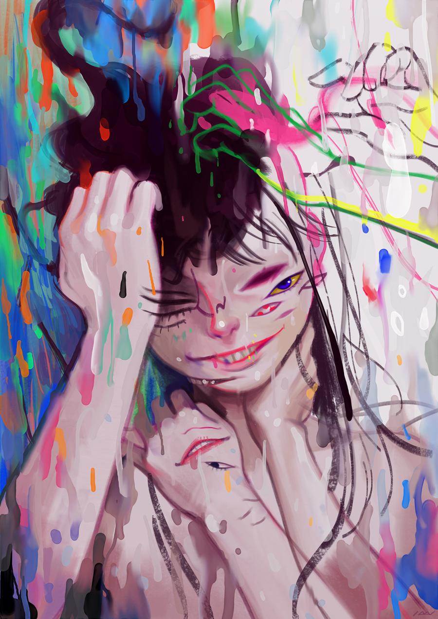 Self by itsallme19