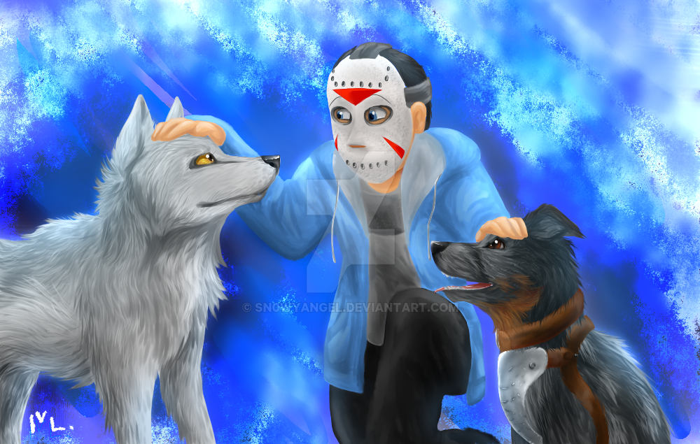Delirious and his doggies by Sn0wyAnGel on DeviantArt H20 Delirious Drawings