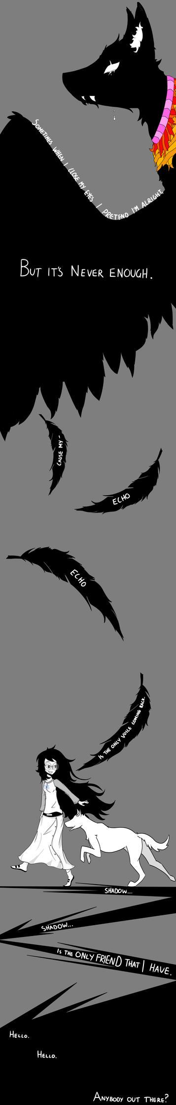 Echo. by Dragonet-Dialga