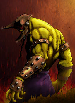 I am the bringer of... SMASH?