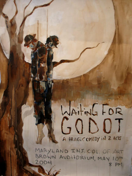 waiting for godot summary Plot summary: waiting for godot discovering authors, 2003 introduction though difficult and sometimes baffling to read or (even) view, waiting for godot is nonetheless one of the.