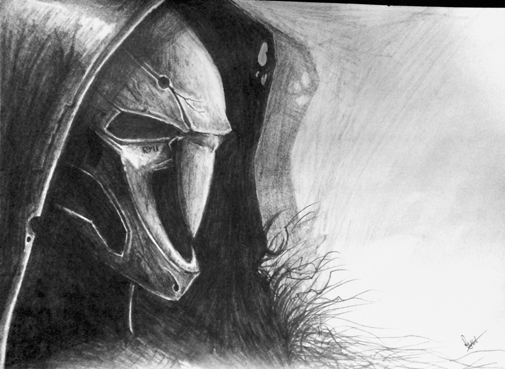 Reaper. Traditional tech. by Quatnes