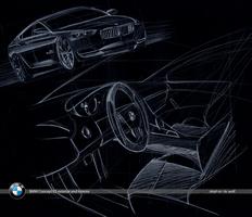 BMW Concept CS by w0lfb0i