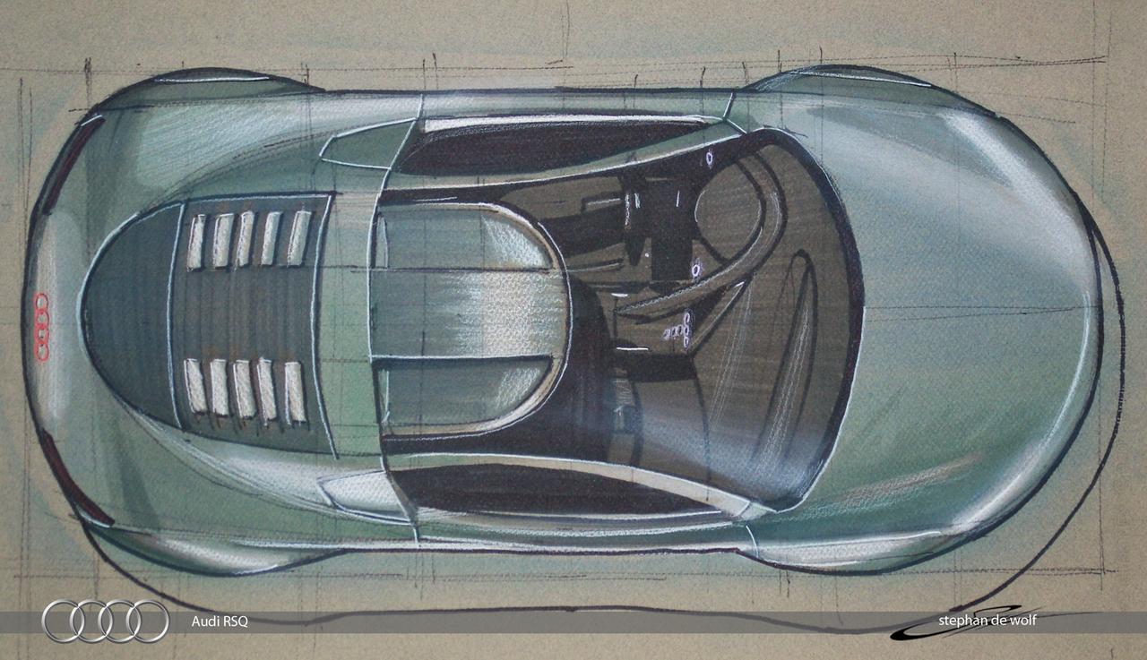 Audi RSQ by w0lfb0i