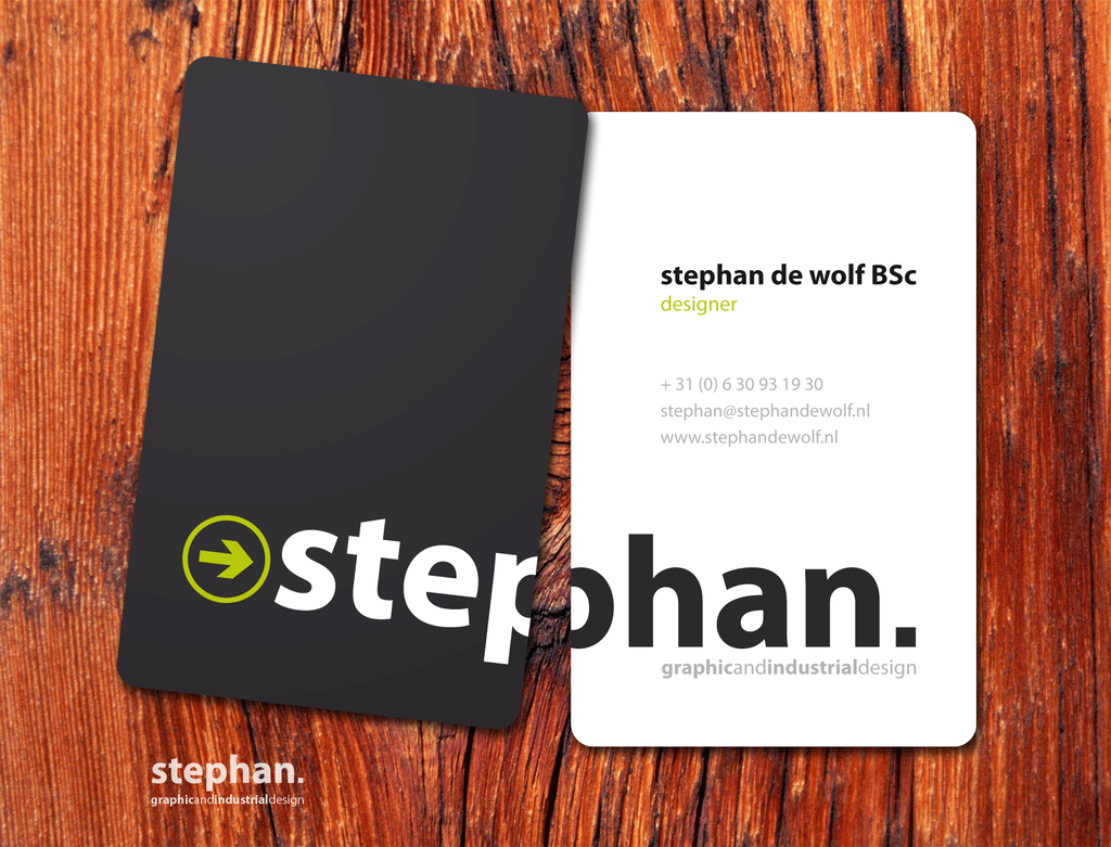 Business card 02 by w0lfb0i