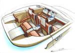 Concept Car Interior