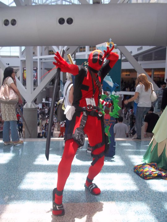 Anime Expo 2011 by Bonez1925