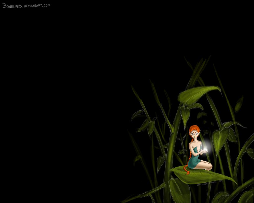 light fairies wallpaper - photo #6