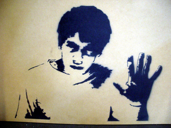 Super Cool Creative Stencil